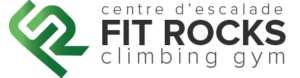 Fit rocks climbing gym logo – Valo Motion customer