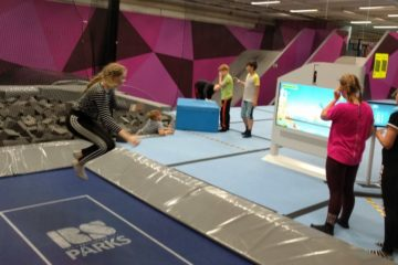 ValoJump by Valo Motion captivates SuperPark in Finland