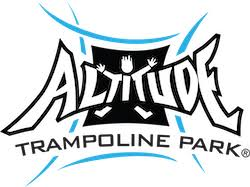 Altitude trampoline park logo - Valo Motion customer