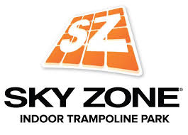 Sky zone indoor trampoline park logo - Valo Motion customer