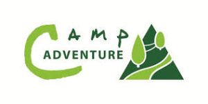 Camp adventure logo logo Valo Motion customer
